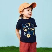 柔软舒适!Miiow 猫人 儿童t恤 短袖 80-140CM *2件 29.6元包邮(折14.8元/件)