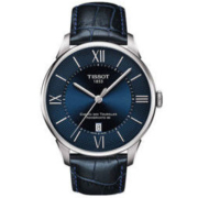 TISSOT 天梭 杜鲁尔系列 T099.407.16.048.00 机械男士手表