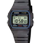 Prime会员!CASIO卡西欧 F-91W-1 男士手表   直邮含税到手¥67.09