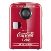 Coca-Cola 可口可乐 kl-4车家两用 蓝牙冰箱4L