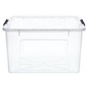 8日0点:Citylong 禧天龙 X-6250 透明塑料 收纳箱65L29.9元