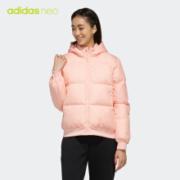 adidas 阿迪达斯 NEO W SPORTY PUFFER EI4406 女士羽绒服