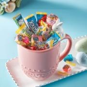 史低!美国潮牌,尖叫酸:1300g Jolly Rancher 天然水果味糖果组合装