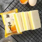 新鲜短保:友好佳家 海盐芝士味乳酪蛋糕 500g8.9元包邮