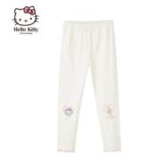 Hello Kitty 凯蒂猫 女童针织打底裤