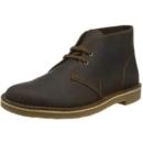 限尺码: Clarks 其乐 Bushacre 3 Chukka 男士沙漠靴Prime直邮到手439元