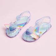 Balabala 巴拉巴拉 女童甜美凉鞋69元(需用券)