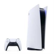 SONY 索尼 港版 Playstation5 PS5游戏主机 数字版预售