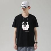 MEGALOCEROS 大角鹿 B711068 男士短袖T恤 多款可选