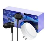 MI 小米 单动圈 入耳式耳机+小米 插电夜灯