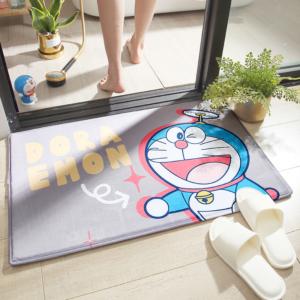 大江 哆啦A梦浴室吸水垫 40*60cm