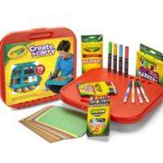 Crayola 绘儿乐 Create & Carry 二合一便携式手提绘画工具箱 到手¥71.3