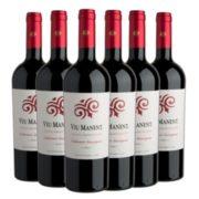 PLUS会员:VMAX 威玛 特酿珍藏赤霞珠干红葡萄酒 750ml
