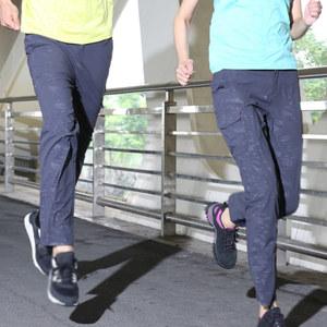 地球科学家 男女 防晒运动速干裤 四向弹力