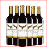 守望之鹰 伯爵干红葡萄酒750mL*6瓶装