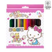 GuangBo 广博 KT84087 24色彩色铅笔 凯蒂猫