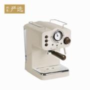 网易严选 迷你复古全半自动意式咖啡机499元38节价正价719元