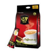 G7 COFFEE 中原咖啡 三合一速溶咖啡 1200g 100条+5条