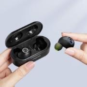 雷柏 i130 TWS真无线蓝牙耳机 蓝牙5.0连接