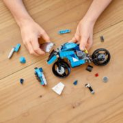 LEGO乐高 Creator 创意百变系列 31114 超级摩托车