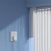 MIJIA 米家 智能窗帘电机+3m轨道+安装服务