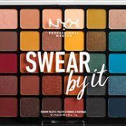 NYX 专业化妆系列 Swear By It 40色眼影盘 40g 到手¥156.61