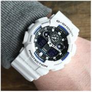 CASIO 卡西欧 G-Shock系列 GA-100B-7AER 男款运动腕表