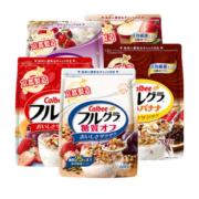 日本 Calbee 水果麦片 700g*2袋  5口味任选