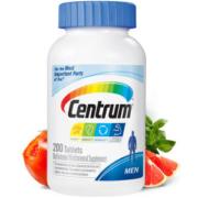 善存 男士复合维生素 抗疲劳促进新陈代谢 200片大瓶装