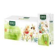 88VIP! 豆本豆 蜂蜜豆奶 250ml*24盒¥17.23 2.0折