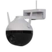 EZVIZ 萤石 C8W 高清监控摄像头 4MP