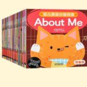 启蒙必备!《幼儿英语分级阅读 预备级》共35册¥19.00 比上一次爆料降低 ¥0.9