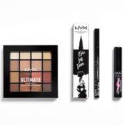 prime会员!NYX Professional Makeup 眼妆3件套装  到手约¥¥142.96