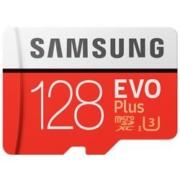 SAMSUNG 三星 EVO PLUS MicroSD存储卡 128GB76.9元