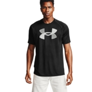 UNDER ARMOUR 安德玛 Tech Big Logo 1357234 男子短袖T恤