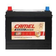 CAMEL 骆驼 金标 AGM EFB SLI 蓄电池汽车电瓶