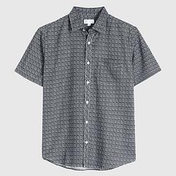 Gap 盖璞 550704 男装亚麻衬衫