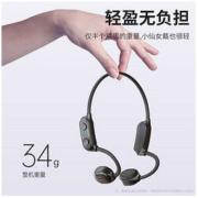 REMAX 睿量 Solo Pro 骨传导蓝牙耳机109元包邮(需用券)