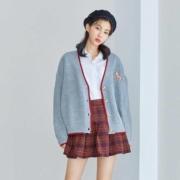 HSTYLE 韩都衣舍 CQ9186 女士针织开衫89.5元包邮(1件5折)