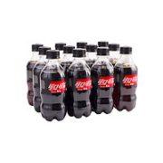 百亿补贴!限地区! Coca-Cola 可口可乐 零度 300ml*12瓶 15.9元包邮¥15.90 7.3折
