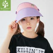 kk树 儿童防晒遮阳帽 多款多色