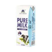 AUGSBOR 澳格堡 全脂纯牛奶 200ml*24盒