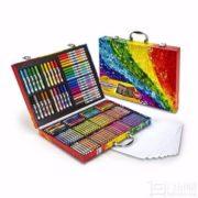 Crayola 绘儿乐 Inspiration 高级小艺术家精美礼盒绘画套装 含税到手¥106.25