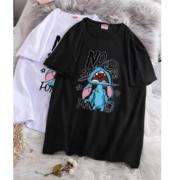 秘印 小兔潮牌 男女款纯棉短袖T恤 *3件
