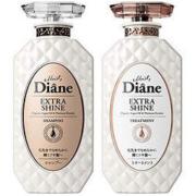 Moist Diane 黛丝恩 无硅香水贵油系列 极致闪亮 洗护套装(洗450ml+护450ml)