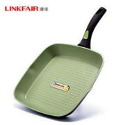 LINKFAIR 凌丰 LFDJG-NC28D02 方形平底煎锅 28cm