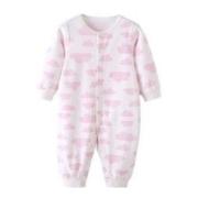 优豚 婴儿纯棉连体衣 52-80cm16.9元包邮(需用券)