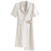 FANSILANEN 范思蓝恩 Z201234 女士西装连衣裙