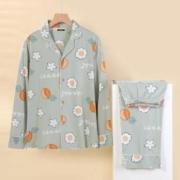 TINSINO 纤丝鸟 WHY9150001 女士纯棉家居服套装