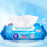 Vinda 维达 洁肤杀菌湿巾 80片*3包